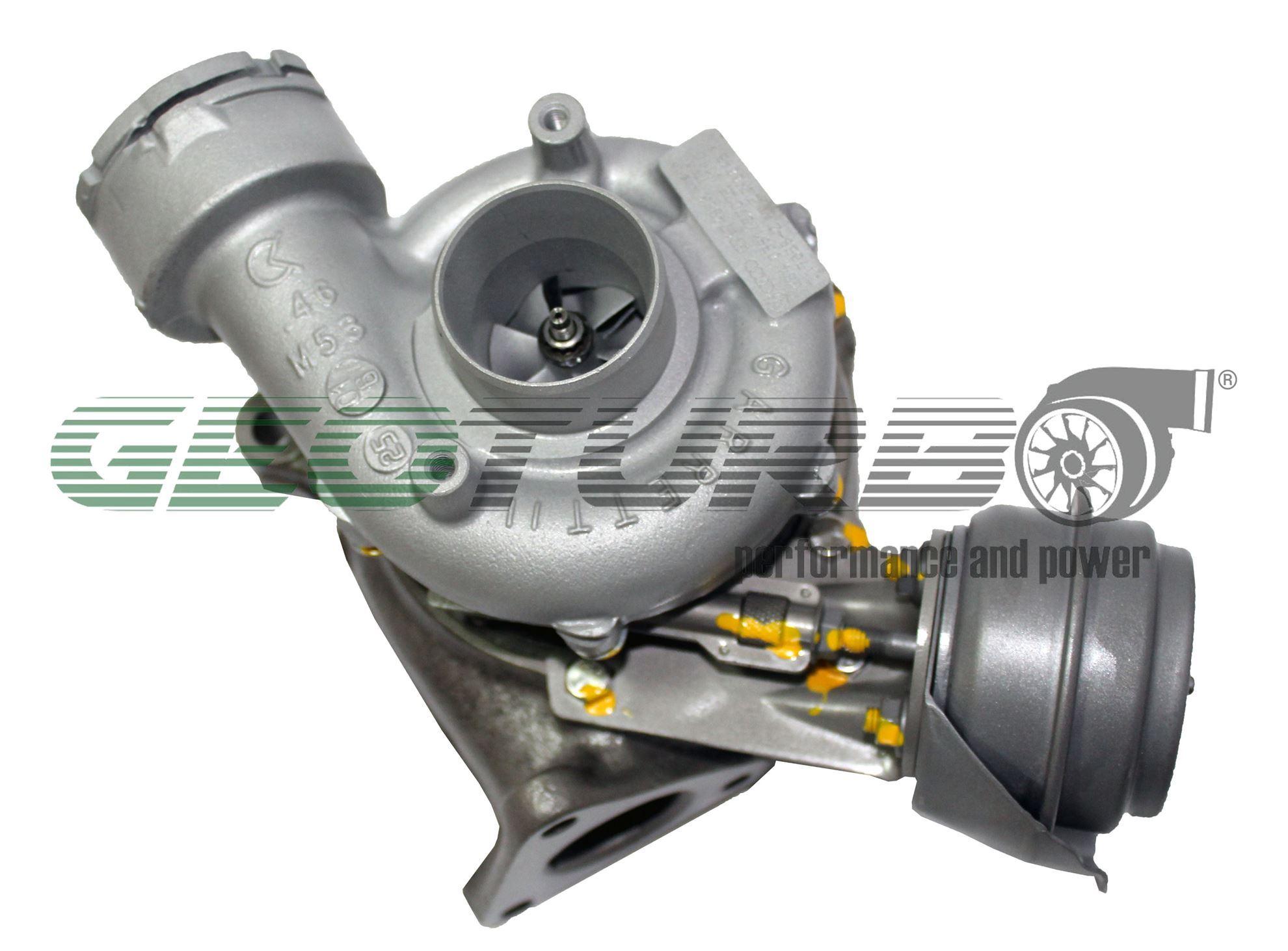 Turbos novos e Reconstruídos - GeoTurbo  TURBO RECONSTRUIDO GTA1749V