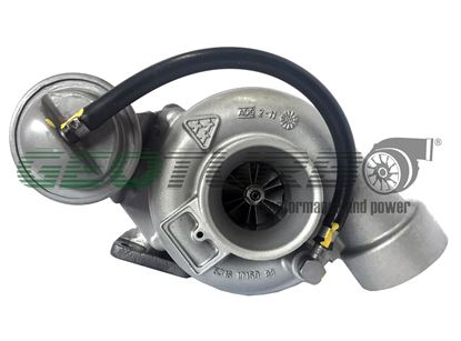 Imagem de TURBO RECONSTRUIDO K16 Mercedes C-Klasse 190 2.5 TD (W201)