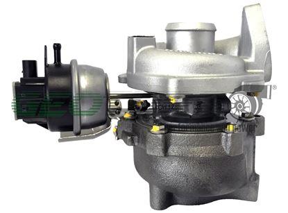 Imagem de Turbo Reconstruido BV43 A4 2.0 TDI