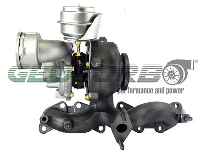 Imagem de TURBO RECONSTRUIDO GTA1749MV VW Golf V TDI 140 KJ+