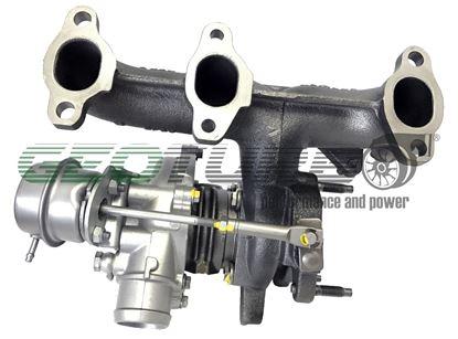 Imagem de TURBO RECONSTRUIDO GT1544SM SEAT 1.4 Tdi